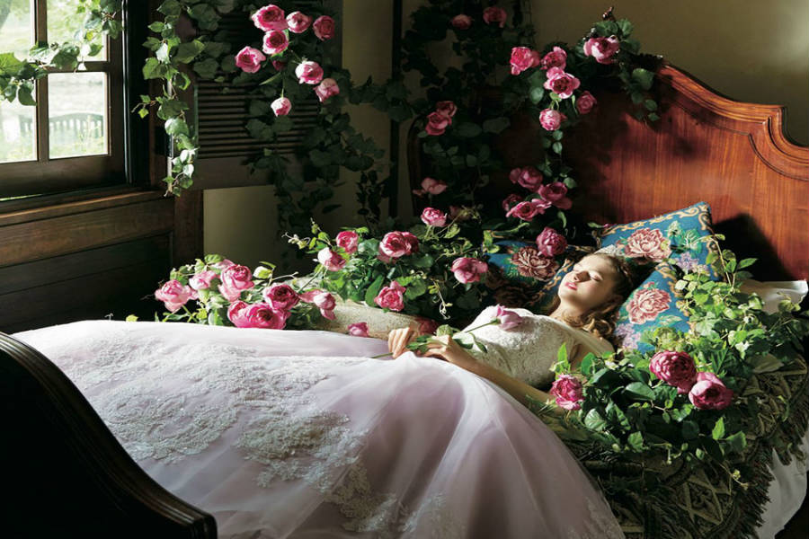 Japán menyasszonyi ruhák