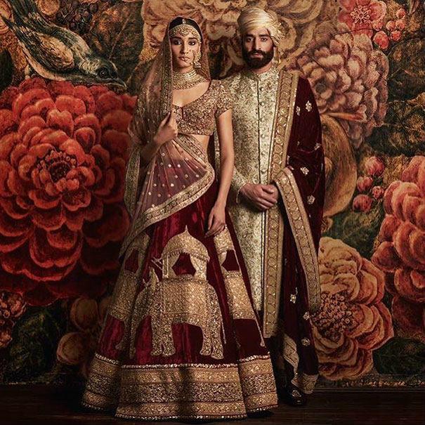 Tradicionális menyasszonyi ruhák a világ körül