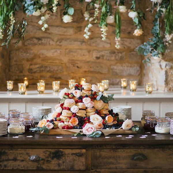 Pogácsa és aprósütemény esküvőre
