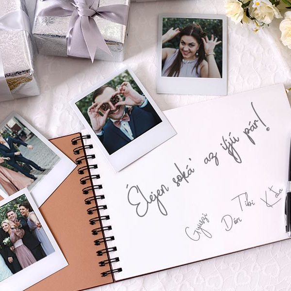 Instax esküvő