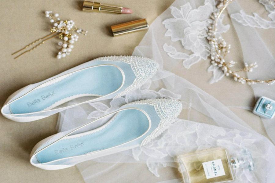 36f1620288 Lapos esküvői cipő – lépkedj magabiztosan menyasszonyként ...