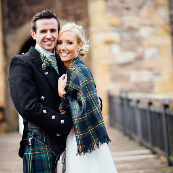 Skót esküvő