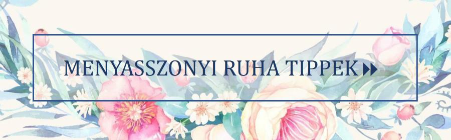 Menyasszonyi ruha banner
