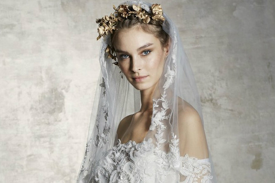 Menyasszonyi ruha trend 2019