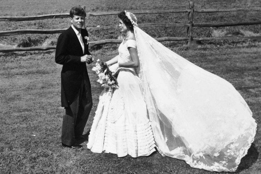 Minden idők legszebb ikonikus menyasszonyi ruhái