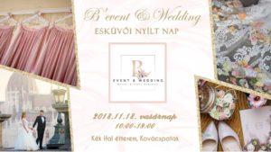 Esküvői nyílt nap