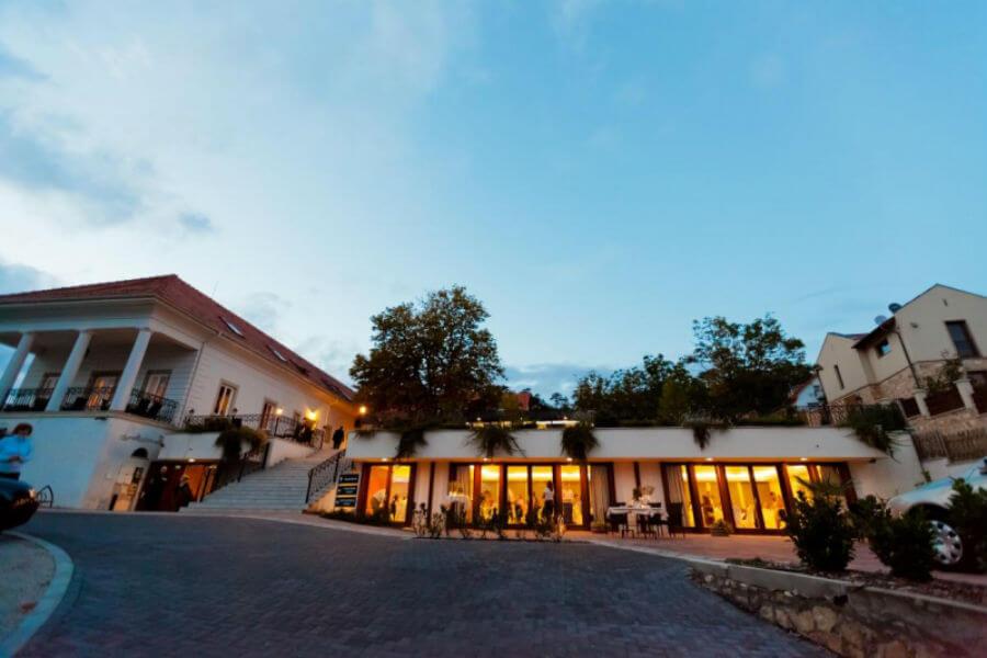 Zenit Hotel Balaton esküvő