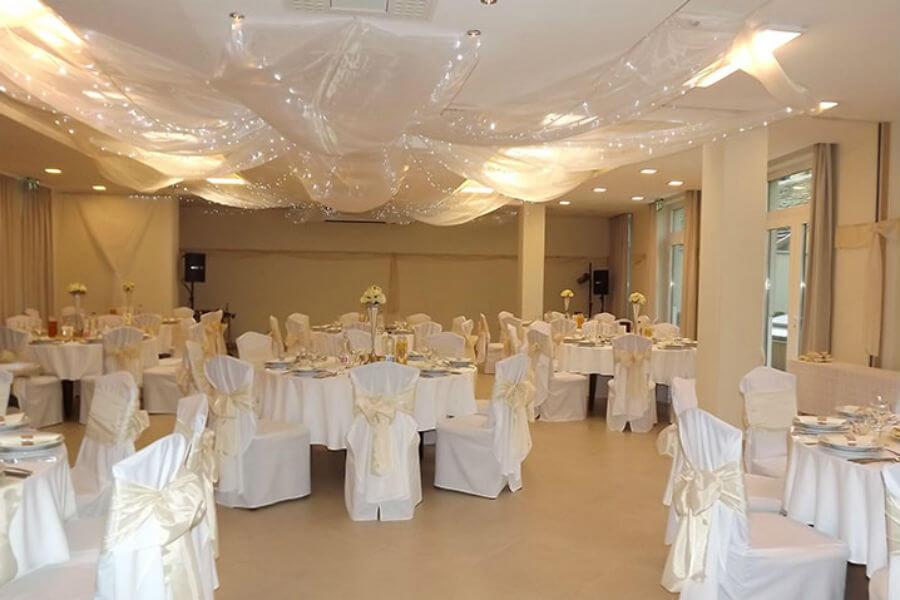Ginkgo Hotel esküvő