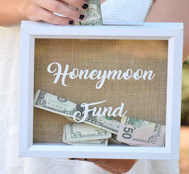 Nászajándék pénz kreatívan
