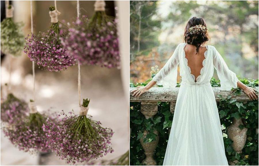 Provence esküvő