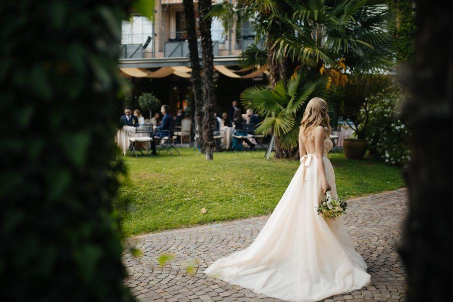 menyasszonyi uszály