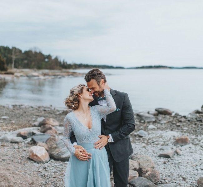 skandináv esküvői irányzat