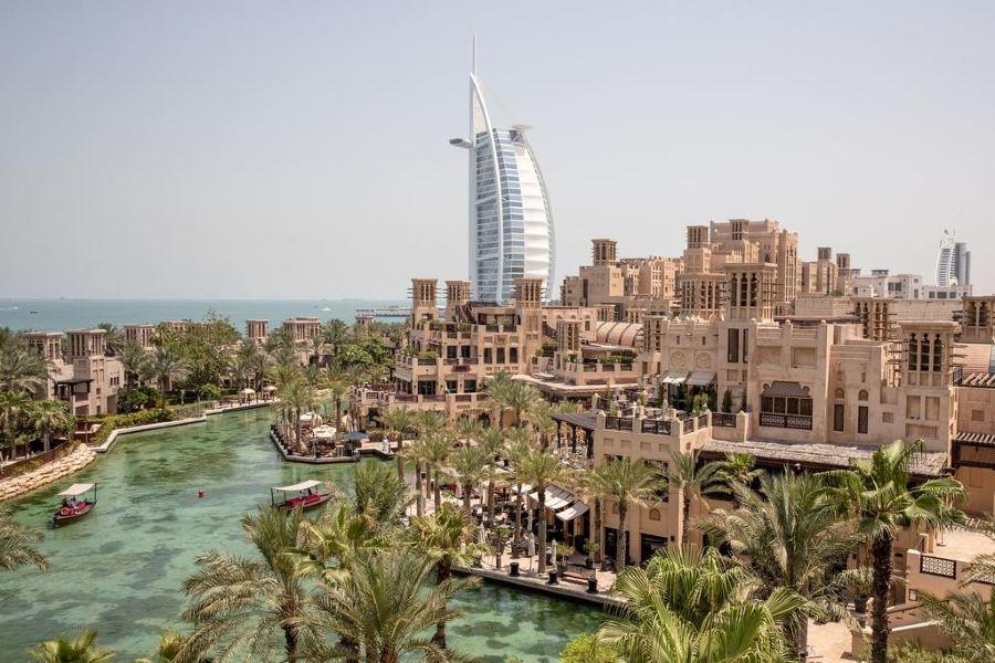 szállás Dubaj
