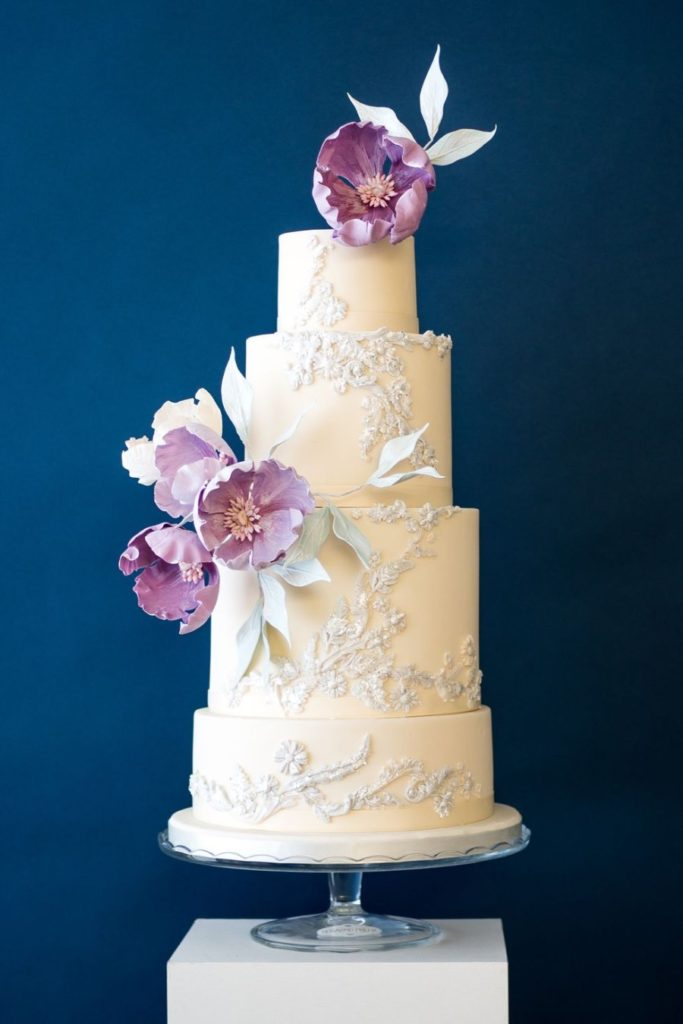 esküvői torta trend 2020