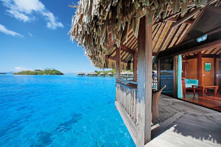 nászút Bora Bora, nászutas szállás 2020