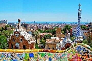 Nászút Barcelona fergeteges városában!