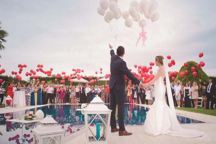 Esküvőszervezés 1 hónap alatt? – Így lehetséges!